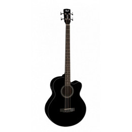 Cort SJB5F-BK Acoustic Bass Series Электроакустическая бас-гитара