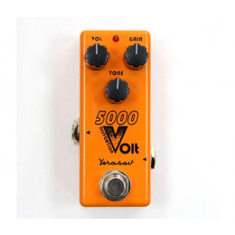 Yerasov 5000-Volt-mini Distortion Педаль эффектов