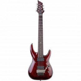 DBZ DIAMOND BARSTF7-FR-BC Barchetta ST FR 7 String Black Cherry Электрогитара семиструнная
