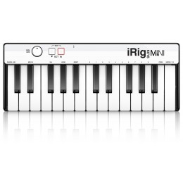 IK Multimedia IRIG KEYS MINI MIDI-клавиатура